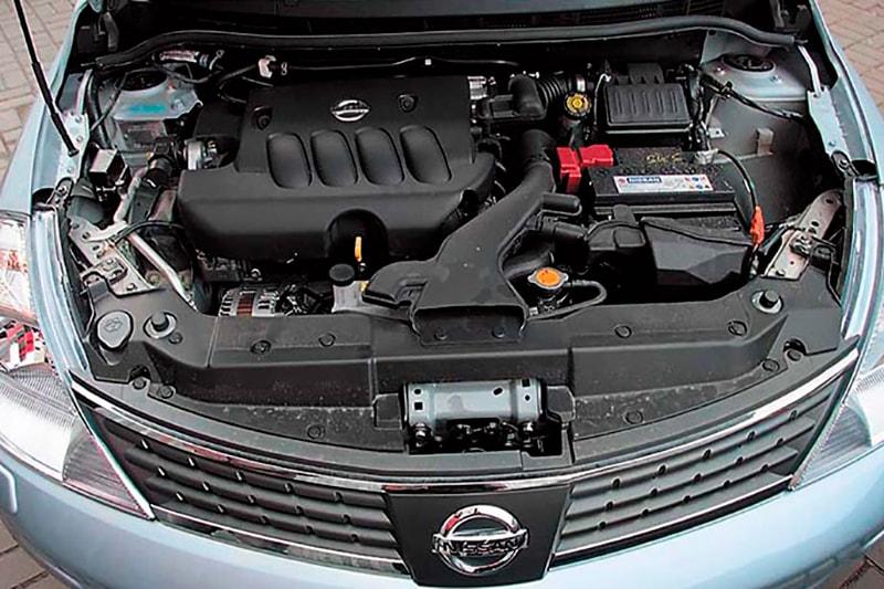 Картинка двигателя тииды